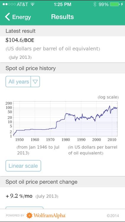 Wolfram Personal Finance Assistant App screenshot-4