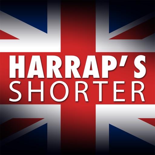 Dictionnaire Harrap's Shorter anglais-français