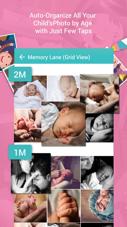 First Smile – Pregnancy & Baby Photo Album Apps