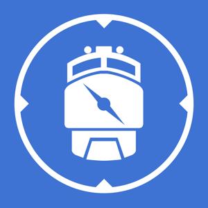 MBTA Commuter Rail Tracker app