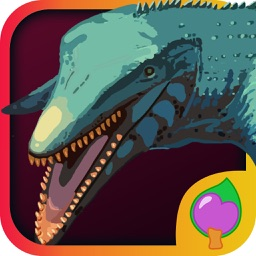 Baby dino Coco's expedition 3-Plesiosauria game