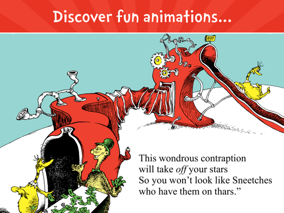 The Sneetches by Dr  Seuss   App Price Drops