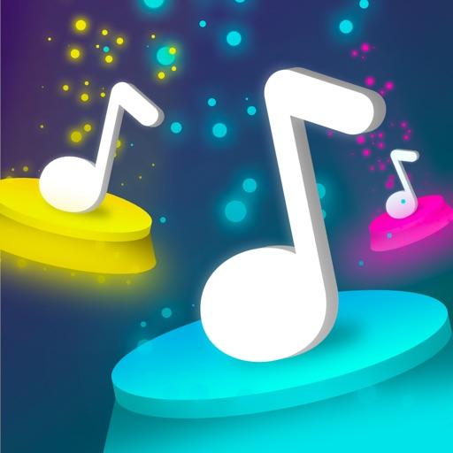 Singing Circles - Hardest music memory game ever