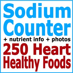 Sodium Counter and Tracker for Healthy Food Diets