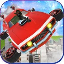 Flying Monster Cars