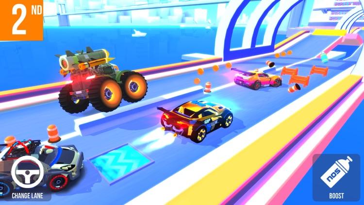 SUP Multiplayer Racing screenshot-0