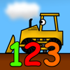Kids Trucks: Numbers and Counting