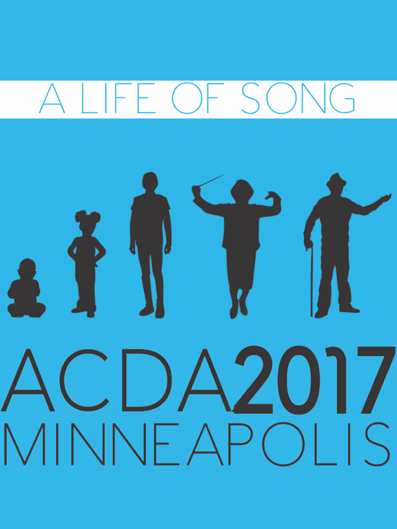 ACDA 2017 National Conference screenshot 3