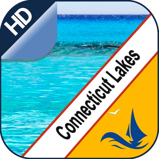 Boating Connecticut Lakes offline nautical charts