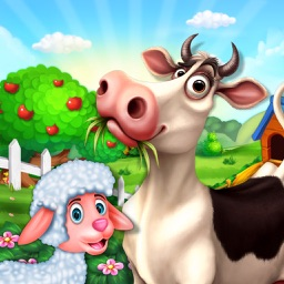 Cattle Farm Tycoon - Animal Dreamland For Kids