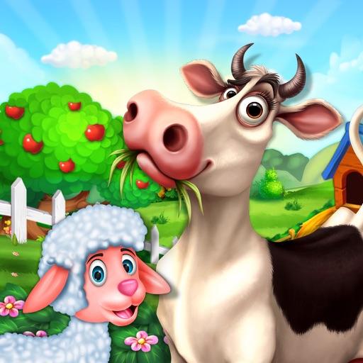 Cattle Farm Tycoon - Animal Dreamland For Kids