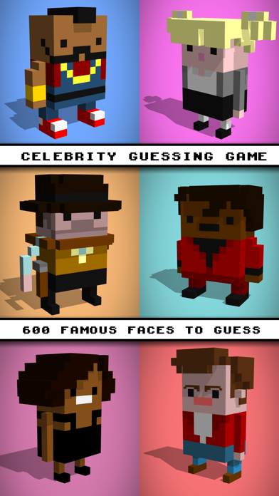 Guessy Stars - The Celebrity Quiz screenshot one