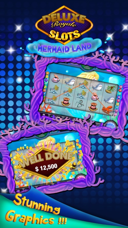 Deluxe Royale Slots - Vegas Casino Slots screenshot-3