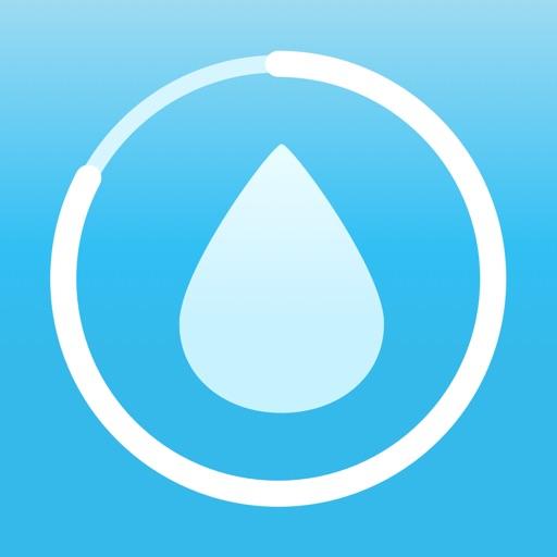 Aquanaut – daily water consumption tracker app logo