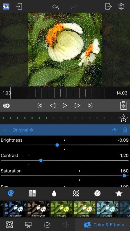 LumaFX - Infinite video effects