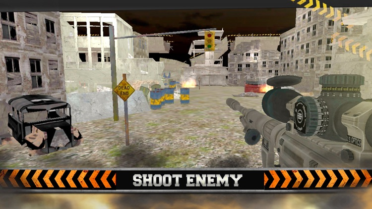 Army Sniper Elite Force - Commando Assassin War screenshot-3