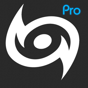 Hurricane Pro app