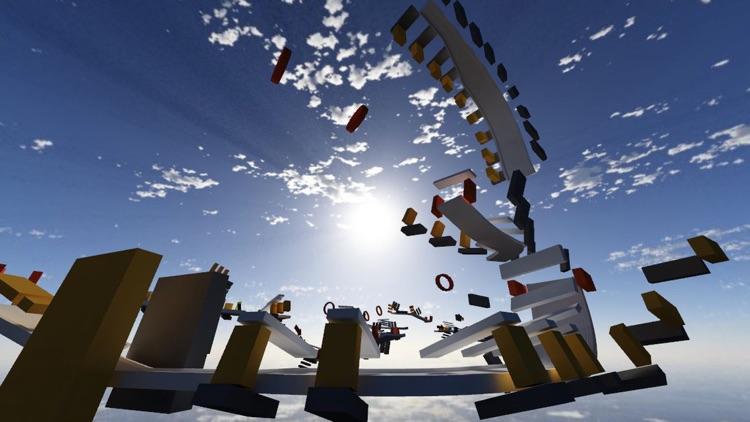 Jet Car Stunts 2 screenshot-3
