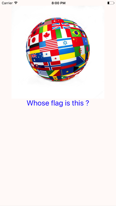 What's the flag?!