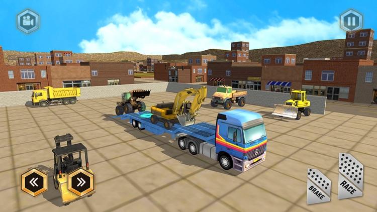 Construction Simulator 2017 screenshot-3