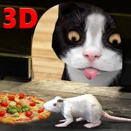 Cat Vs Mouse Simulator 3D