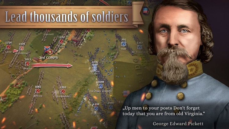 Ultimate General™: Gettysburg screenshot-3