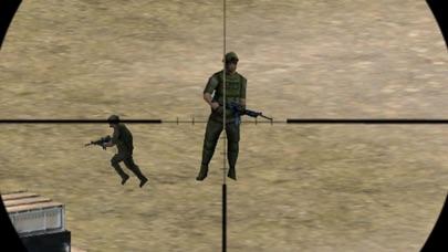 Gunship Sniper Shooter: Helicopter Air Battle screenshot four