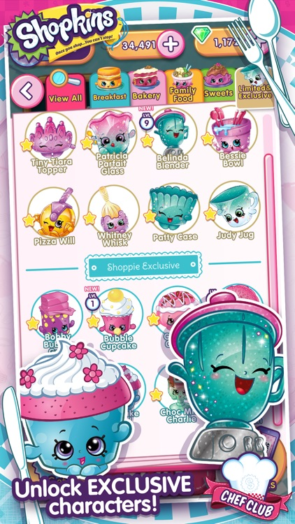 Shopkins: Chef Club screenshot-2