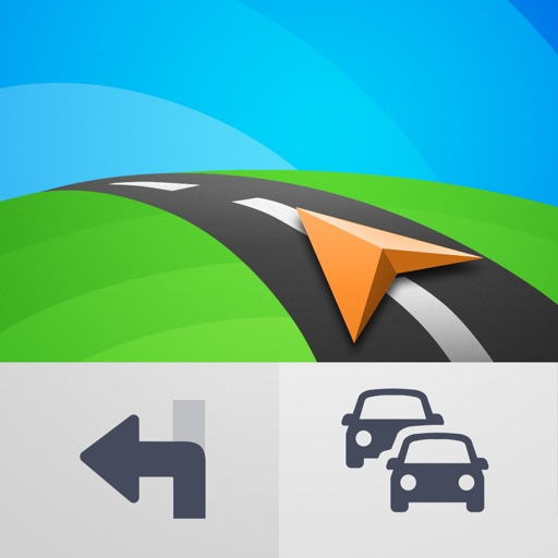 Sygic: GPS Navigation, Maps, Traffic, Gas prices app logo
