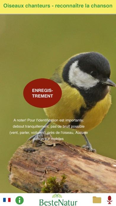 Oiseaux chanteurs - reconnaître la chanson