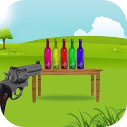 Bottle Shoot 3D : Shooting Expert