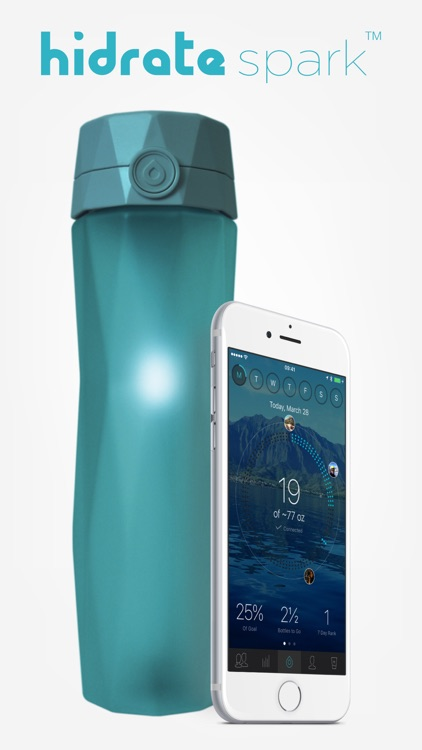 Hidrate Spark Smart Water Bottle - Stay Hydrated