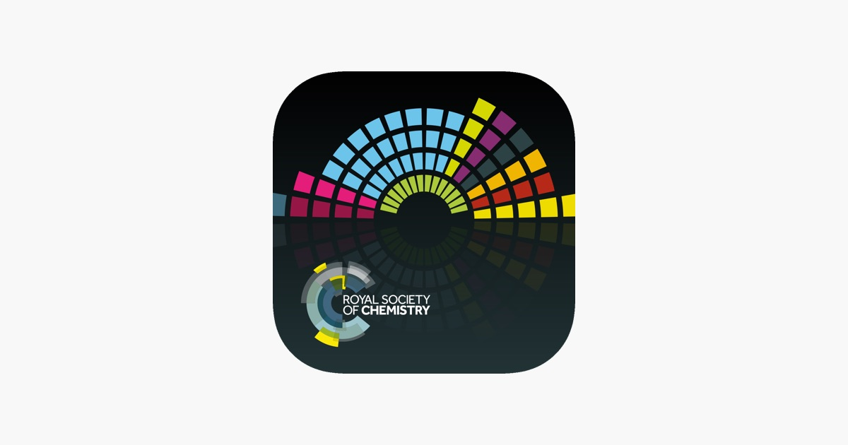 periodic table on the app store - Periodic Table App Royal Society Of Chemistry