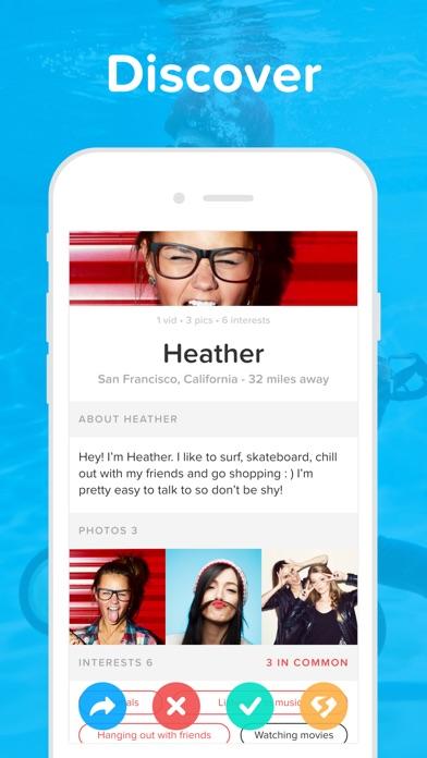 Spotafriend - Meet Teens App - AppRecs