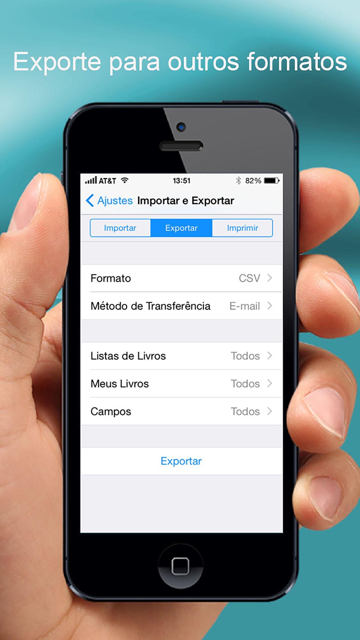 Screenshot do app BookBuddy