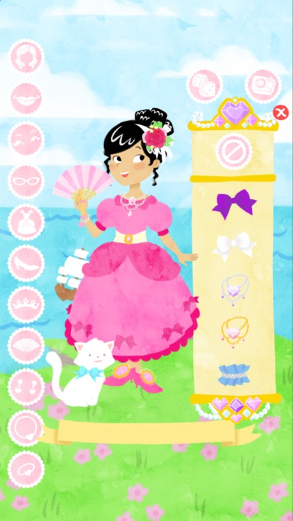 Princess Fashion Show: Gold screenshot-4