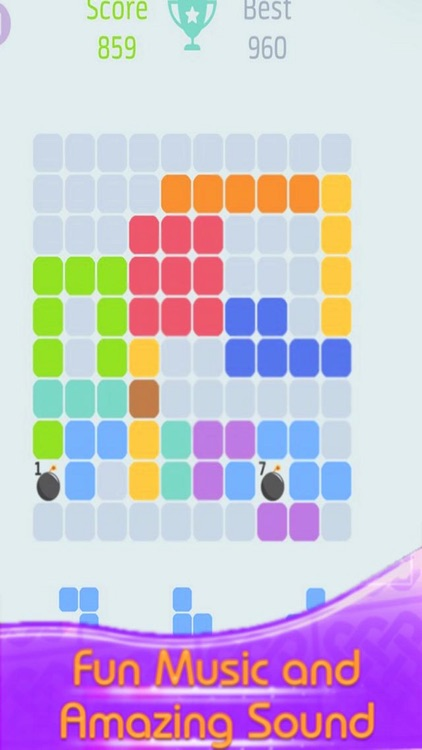 Color Brick Classic 2 Puzzle