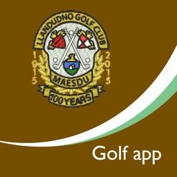 Maesdu Golf Club - Buggy