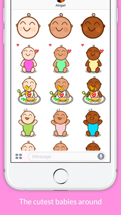 Baby Stickers - Cuteness Overload screenshot-0
