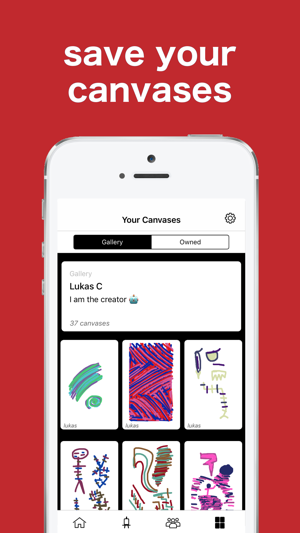 Farbe - your blank canvas on the App Store