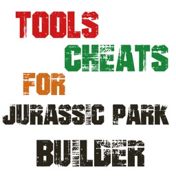 Tools - Cheats For Jurassic Park Builder