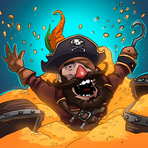 Clicker Pirates - Tap to fight