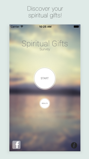 Spiritual gifts test on the app store iphone screenshots negle Choice Image
