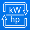 Kilowatt / Cheval-vapeur convertisseur