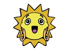 Funny Summer Stickers