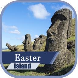 Easter Island Travel Guide & Offline Map