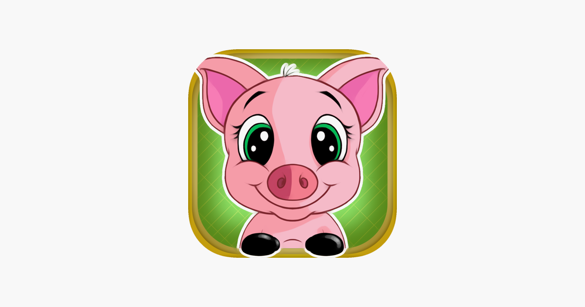 jeux de cochon qui parle animal de compagnie dans l app store. Black Bedroom Furniture Sets. Home Design Ideas