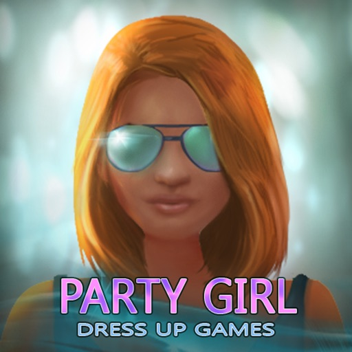 Party Dress Up Game For Girls: Fashion Makeover
