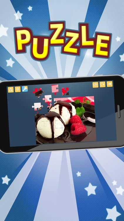 Candy Jigsaw Puzzles Games