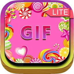 Candy GIF Maker for Fashion Animated GIFs Creator